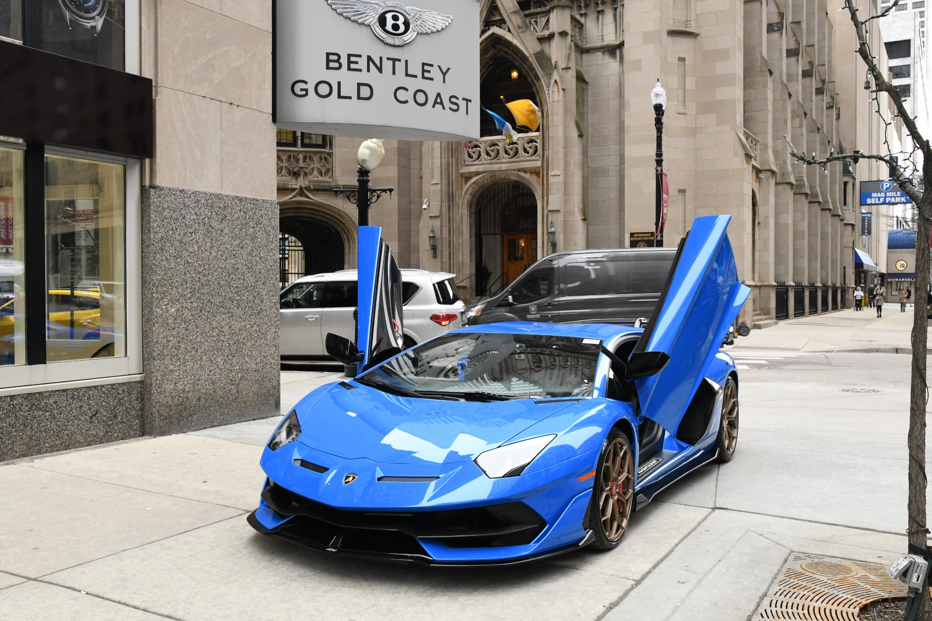 2019 Lamborghini Aventador Lp 770 4 Svj Stock 08465 For Sale Near