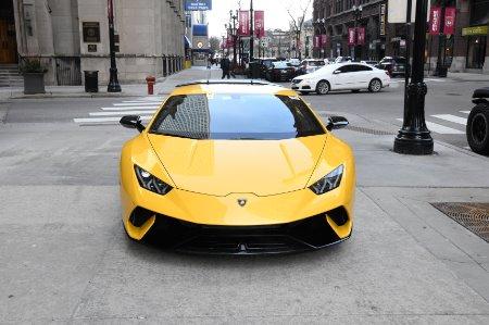 Used 2019 Lamborghini Huracan Performante LP 640-4 Performante | Chicago, IL