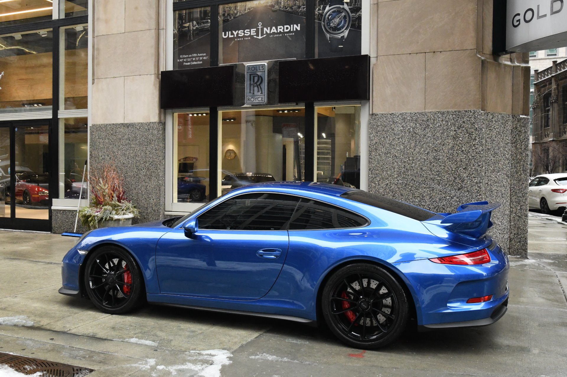 Used 2016 Porsche 911 GT3 | Chicago, IL