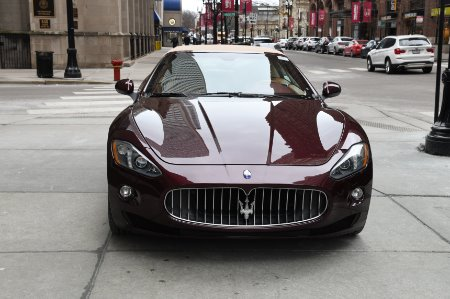 Used 2017 Maserati GranTurismo Convertible  | Chicago, IL