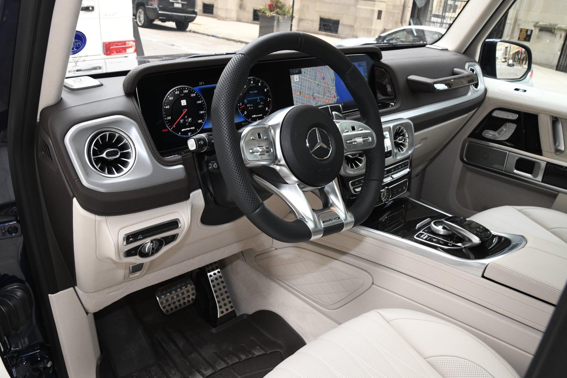 2019 Mercedes Benz G Class Amg G 63 Stock 12489 For Sale Near Chicago Il Il Mercedes Benz Dealer