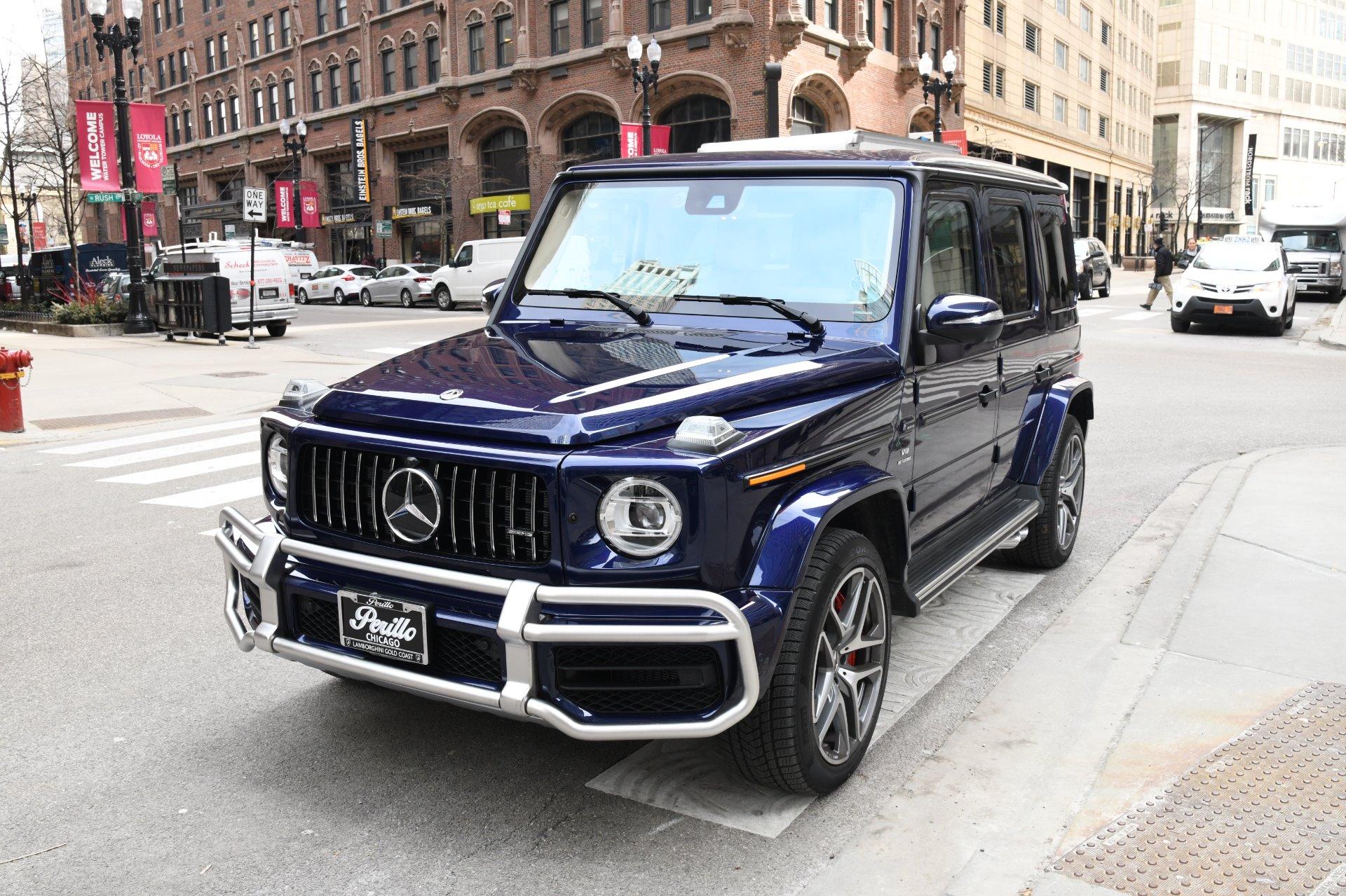 2019 Mercedes-Benz G-Class AMG G 63 Stock # 12489 for sale ...