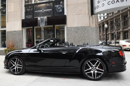 Used 2018 Bentley Continental Supersports Convertible Supersports | Chicago, IL