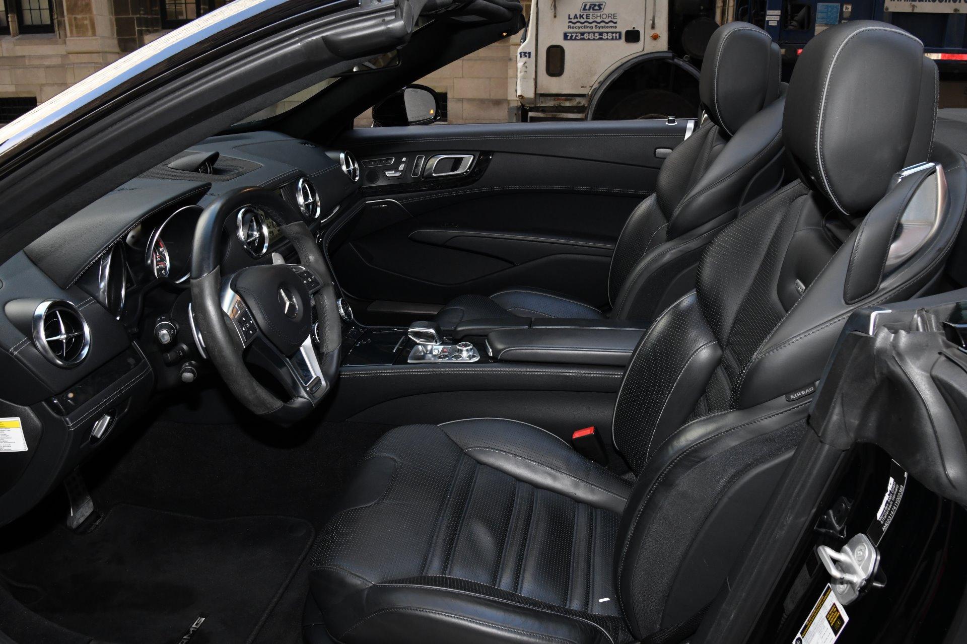Used 2014 Mercedes-Benz SL-Class SL 63 AMG   Chicago, IL