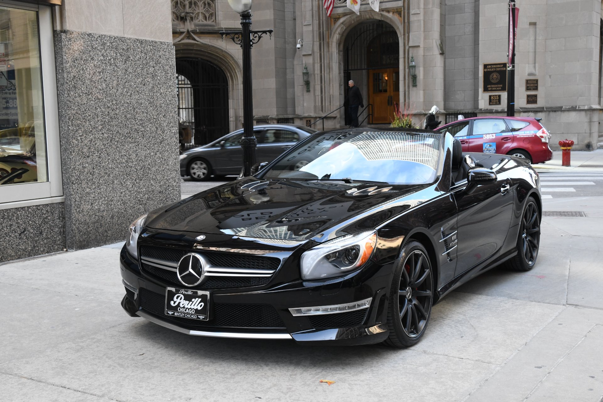 2014 Mercedes Benz Sl Class Sl 63 Amg Stock L472c For