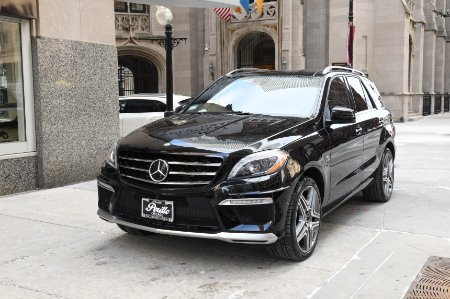 Used 2014 Mercedes-Benz M-Class ML 63 AMG | Chicago, IL