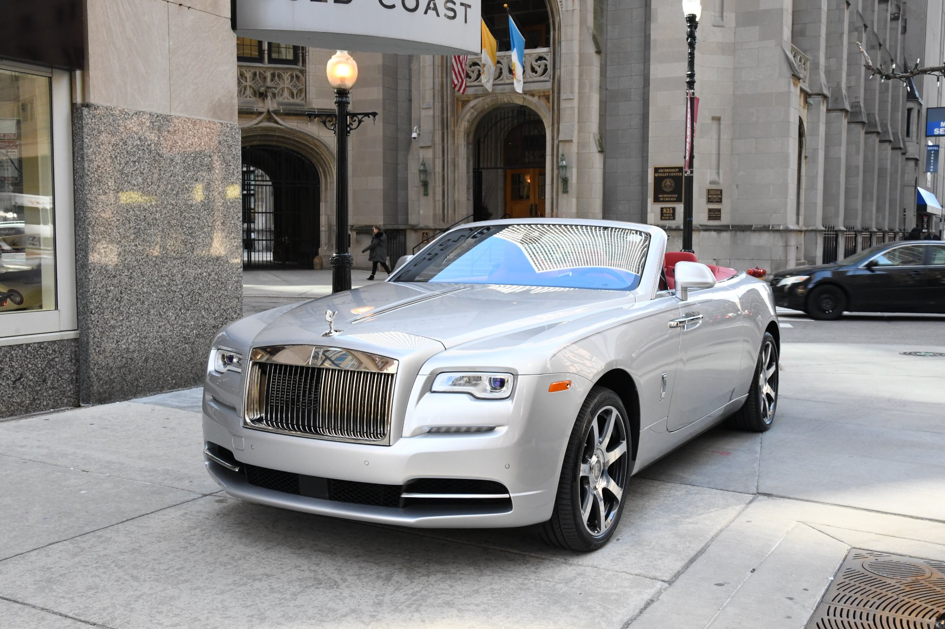 Used 2017 Rolls-Royce Dawn Convertible | Chicago, IL