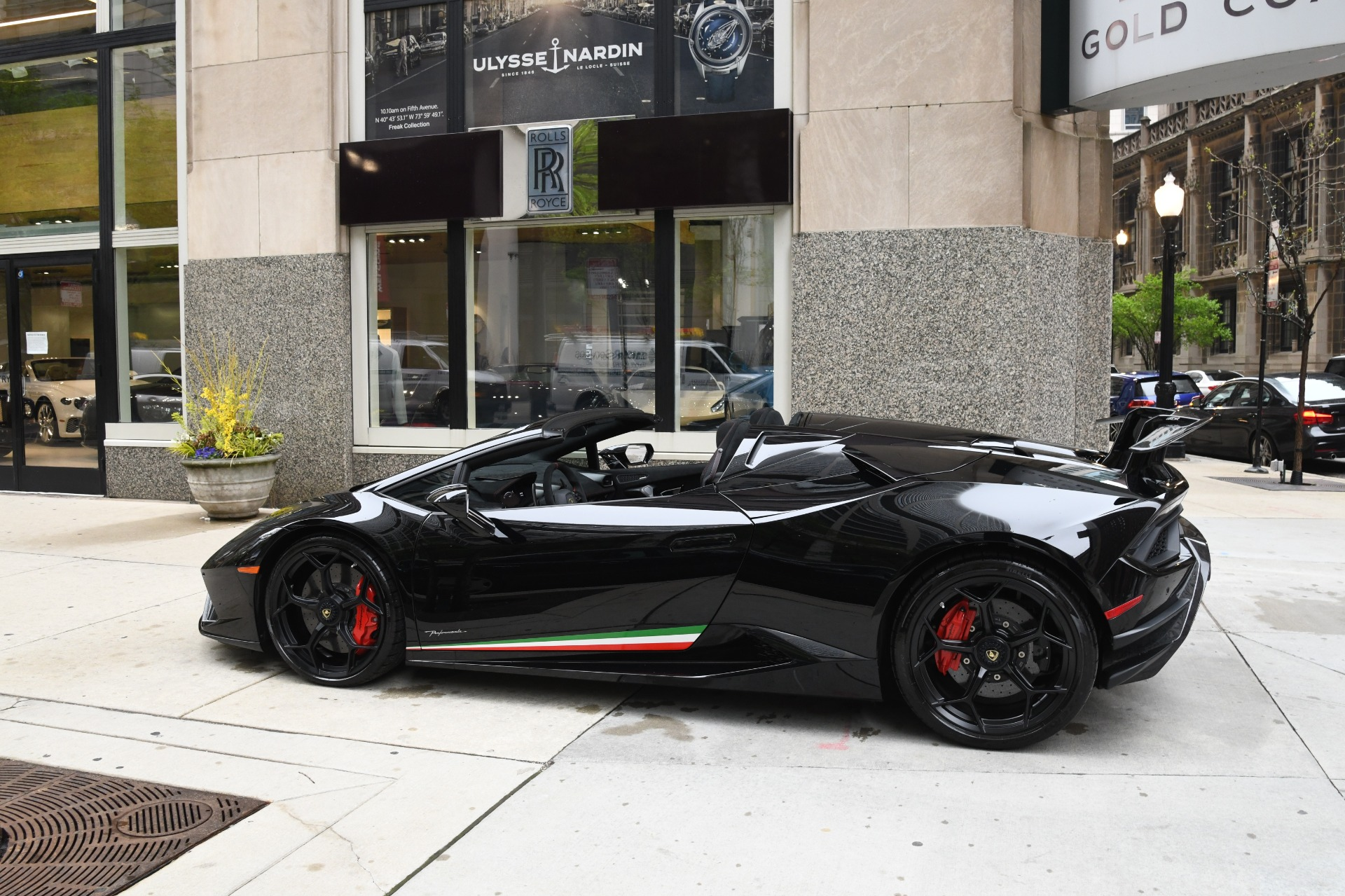 Used 2018 Lamborghini Huracan Performante Spyder LP 640-4 Performante Spyder | Chicago, IL
