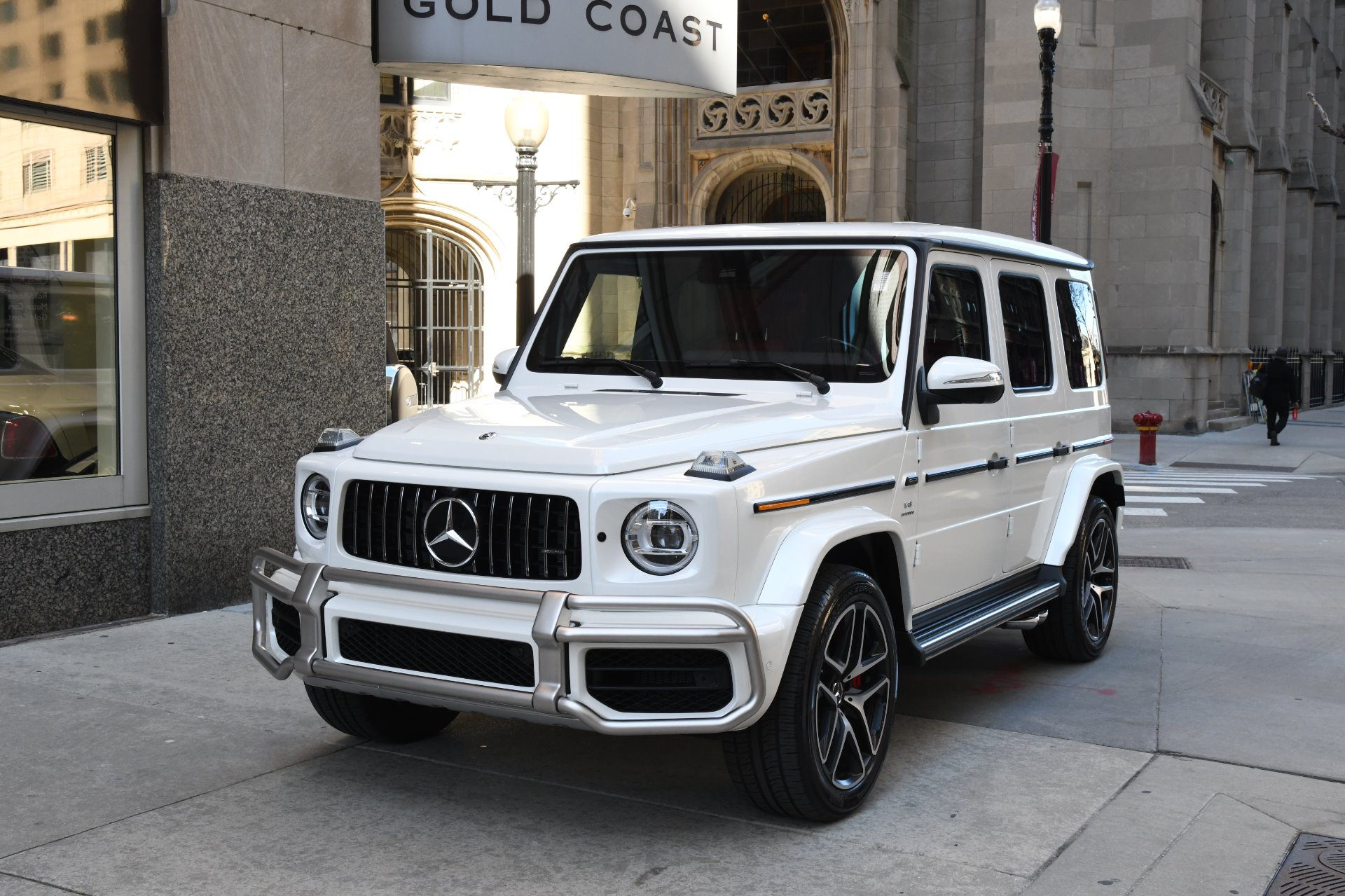 2019 Mercedes Benz G Class Amg G 63 Stock L566a For Sale Near Chicago Il Il Mercedes Benz Dealer
