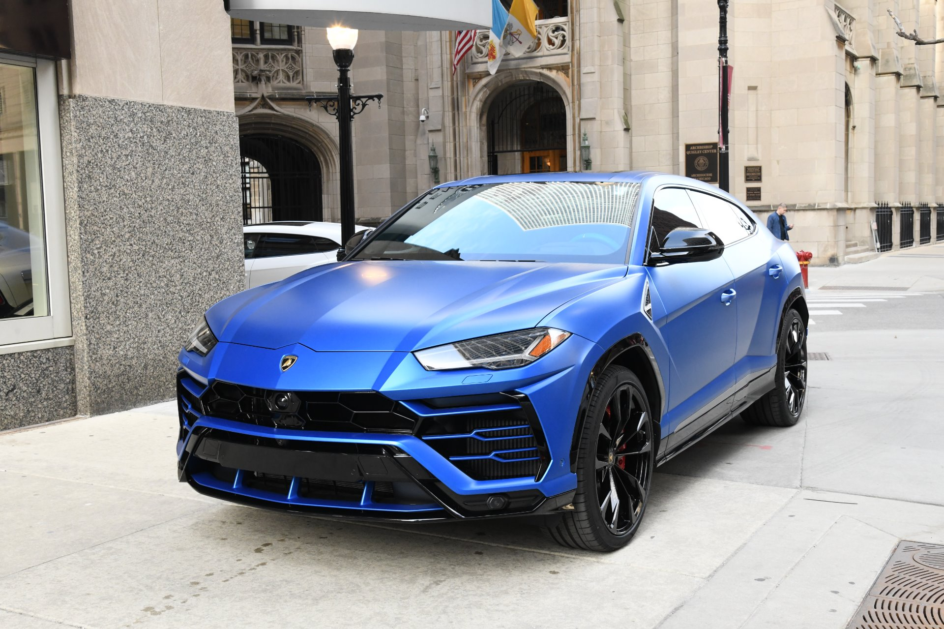 2019 Lamborghini Urus Stock  R633A for sale near Chicago