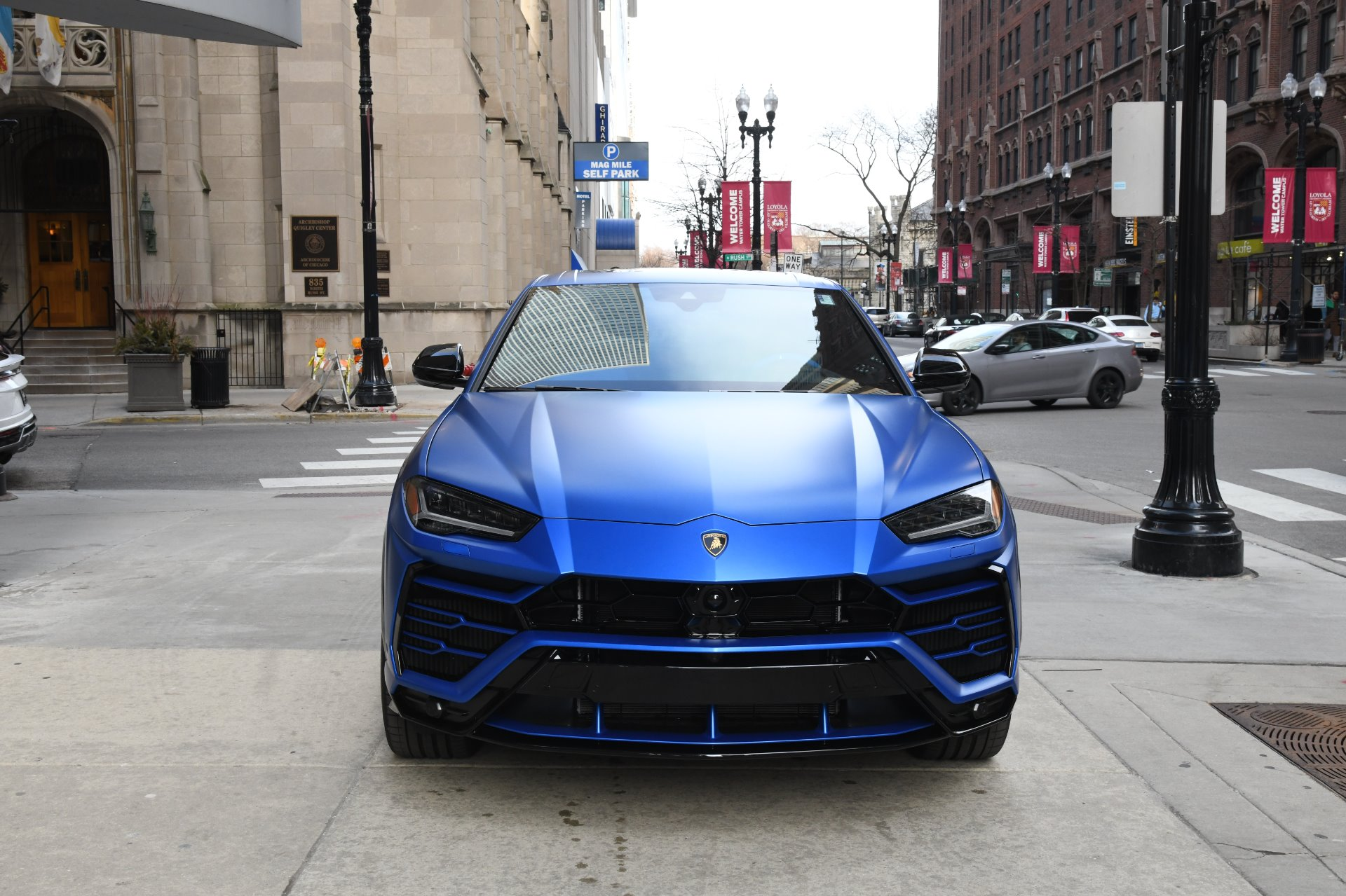 2019 Lamborghini Urus Stock R633a For Sale Near Chicago Il Il