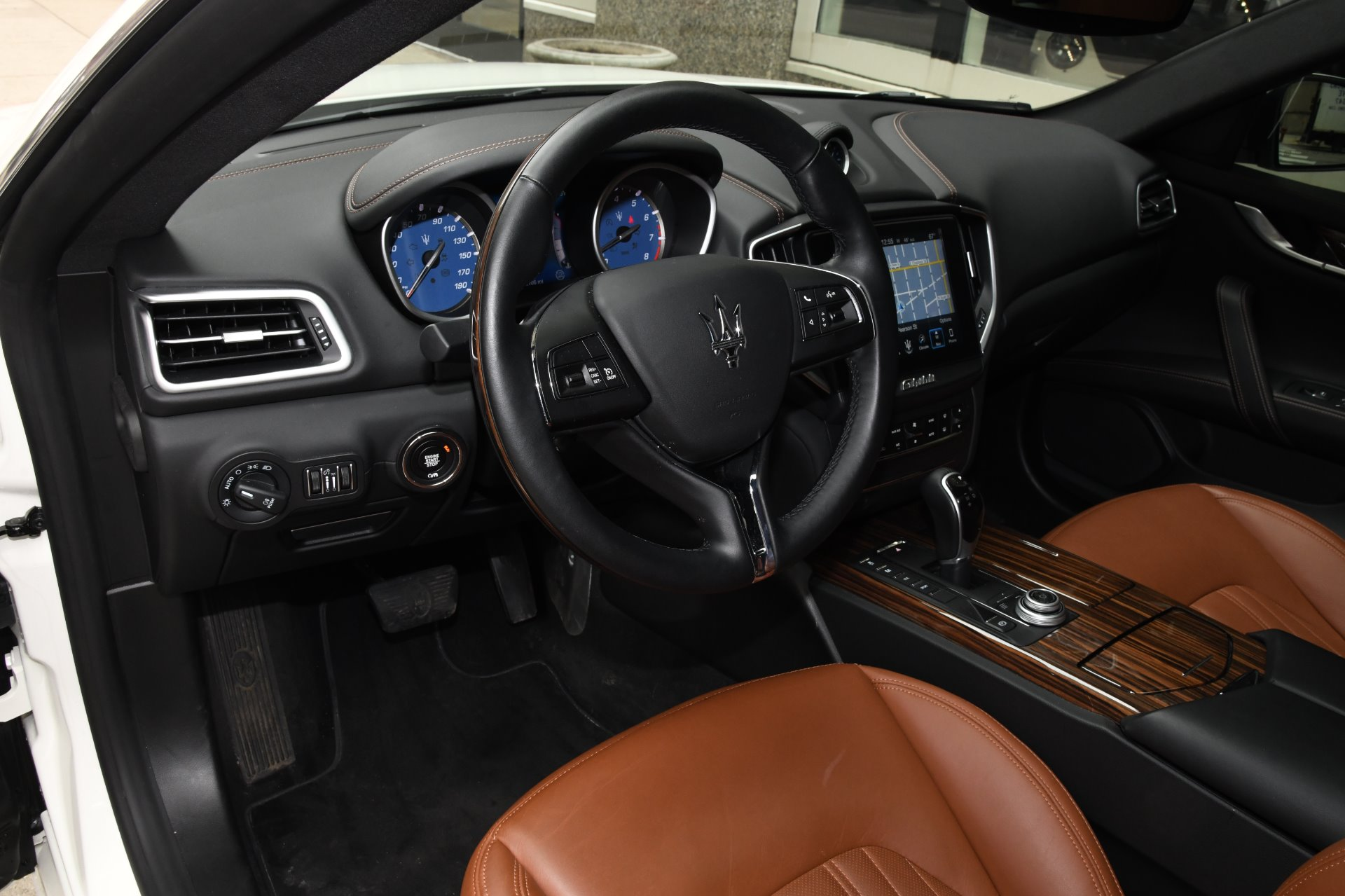 Used 2017 Maserati Ghibli SQ4 S Q4 | Chicago, IL