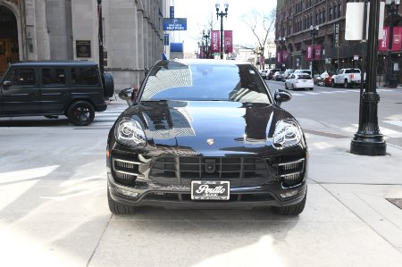 Used 2015 Porsche Macan Turbo | Chicago, IL