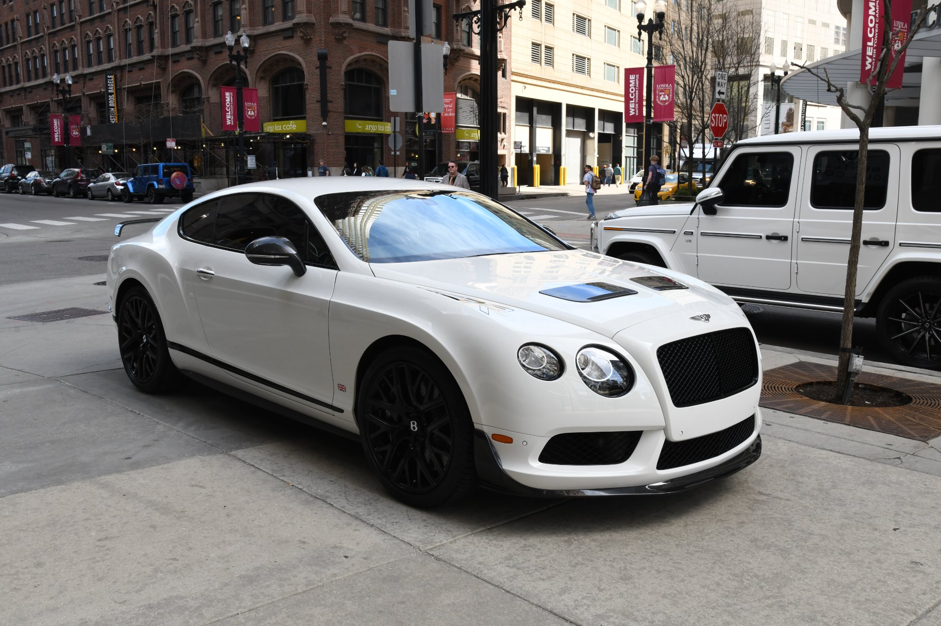 Used 2015 Bentley Continental GT3-R GT3-R | Chicago, IL