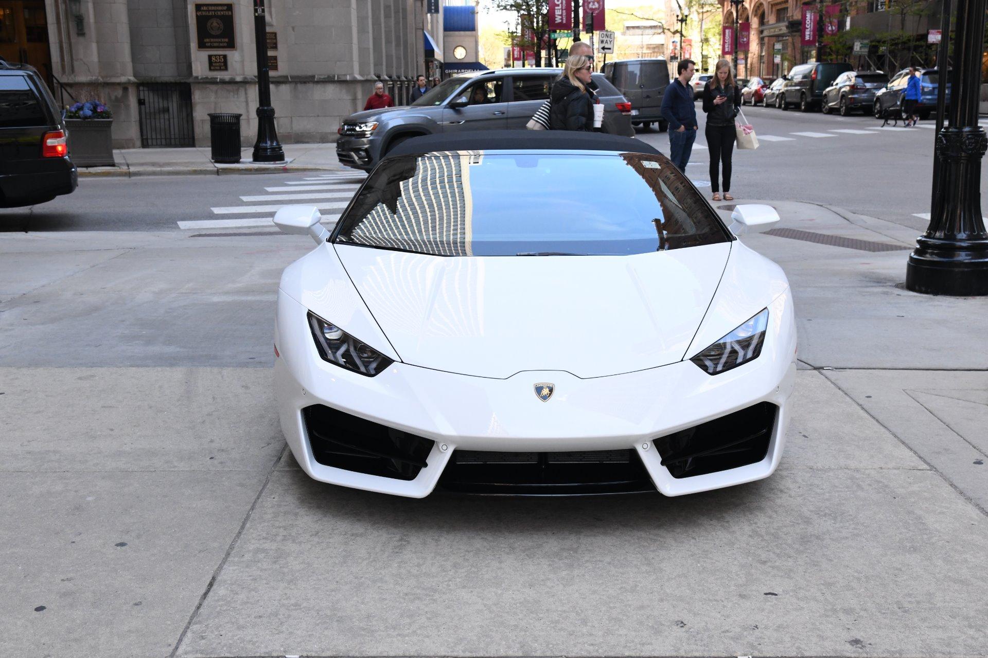 New 2019 Lamborghini Huracan Spyder LP 580-2 Spyder | Chicago, IL