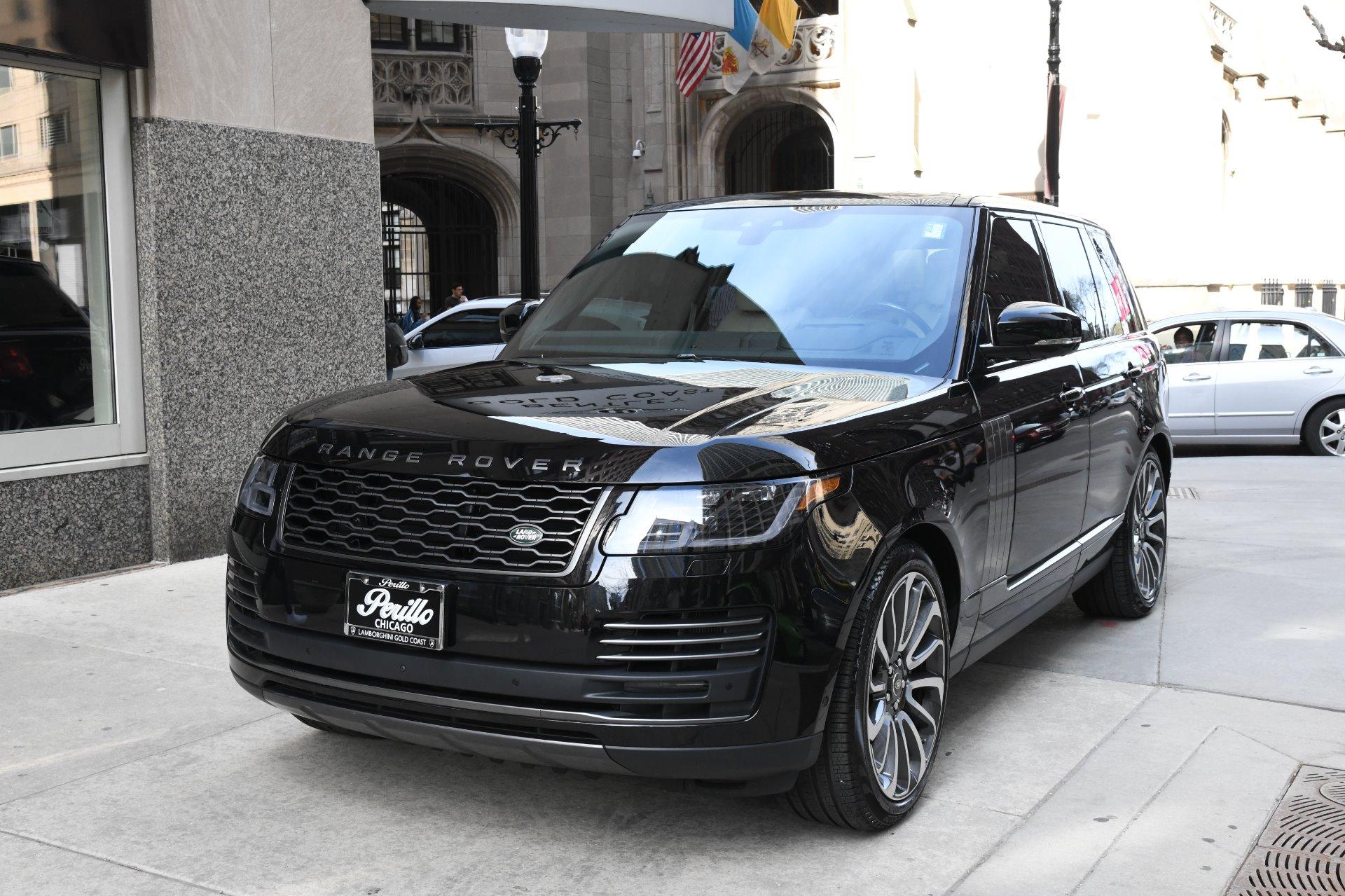 Land Rover Chicago >> 2019 Land Rover Range Rover Autobiography Stock Gc2576a