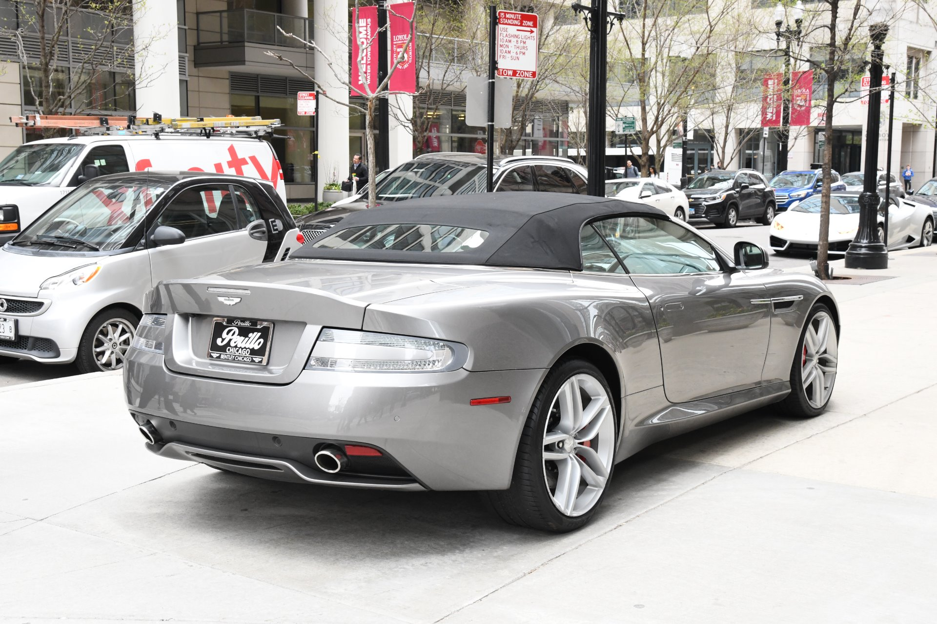 Used 2015 Aston Martin DB9 Volante | Chicago, IL