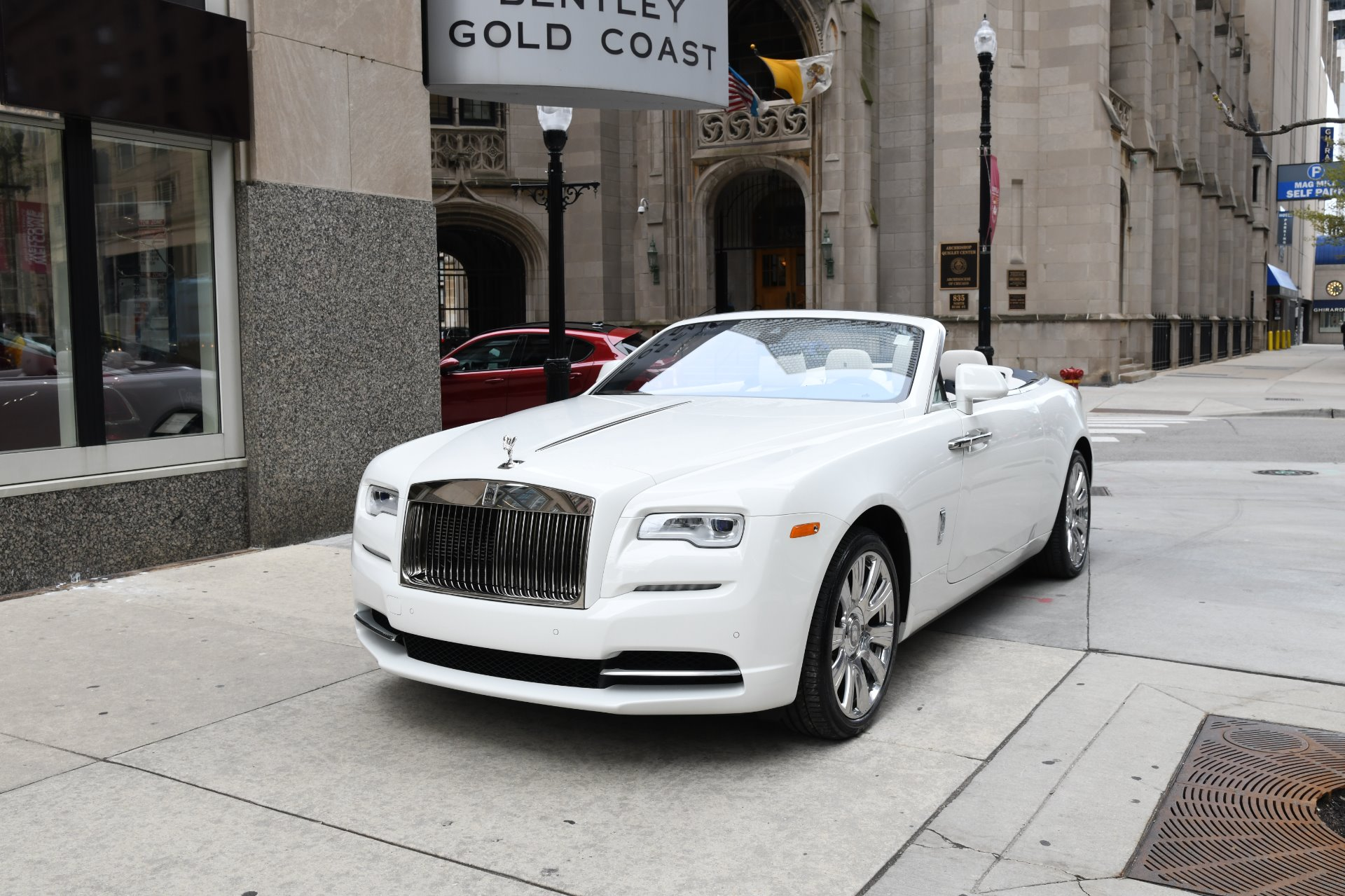 Used 2016 Rolls-Royce Dawn CONVERTIBLE | Chicago, IL