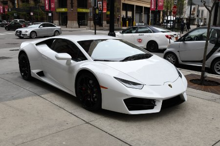 New 2019 Lamborghini Huracan LP 580-2 | Chicago, IL