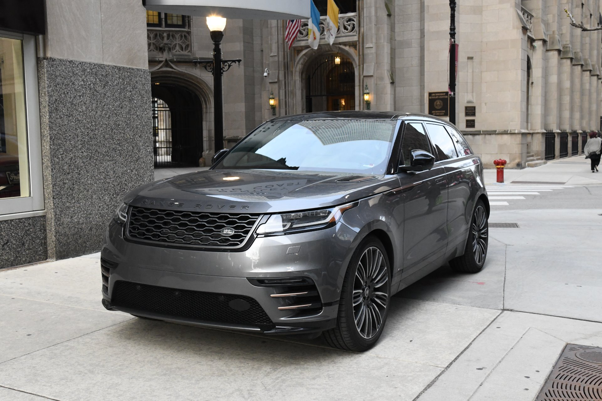 Used 2018 Land Rover Range Rover Velar P380 First Edition | Chicago, IL
