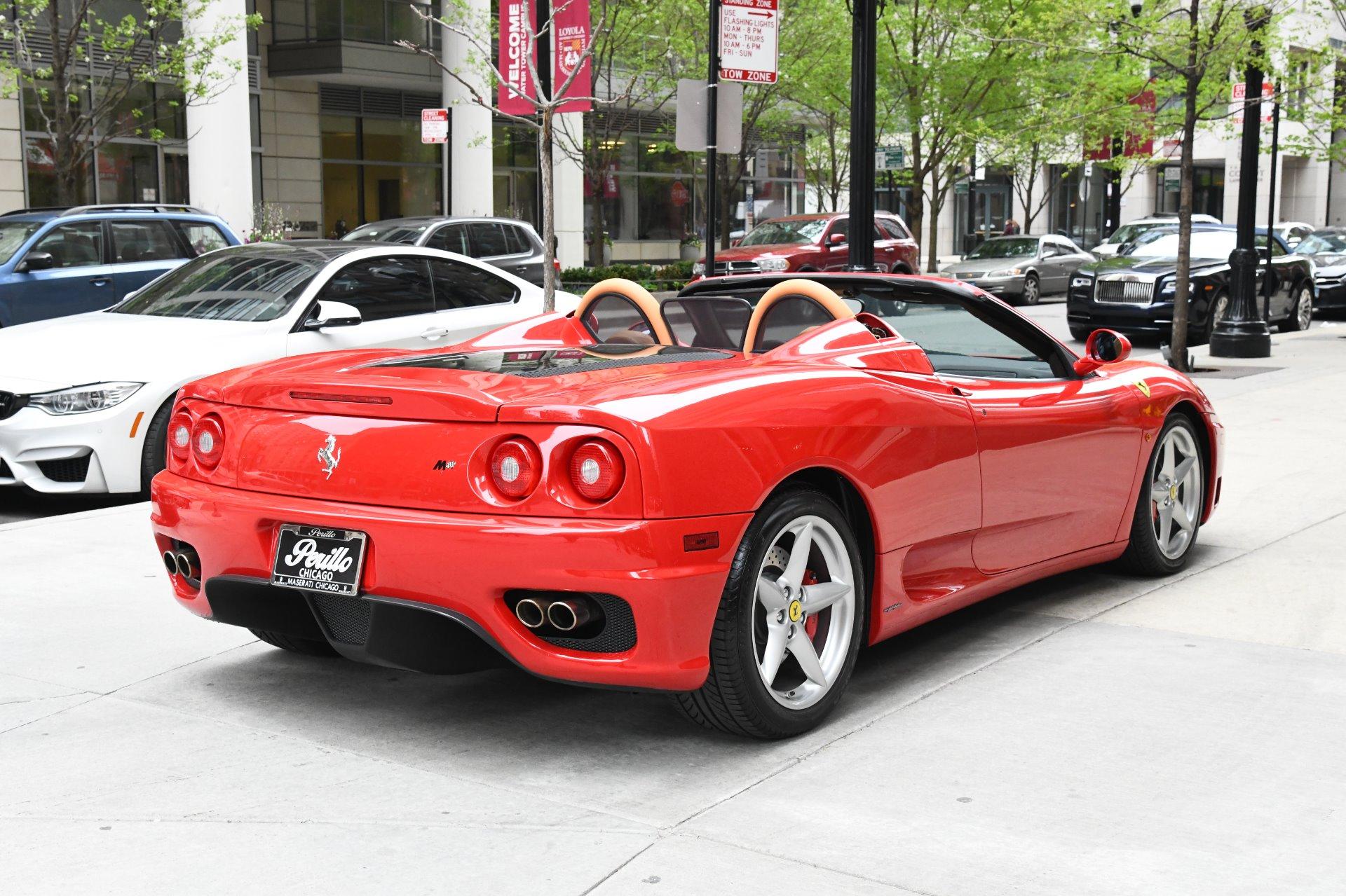 Used 2004 Ferrari 360 Spider    Chicago, IL