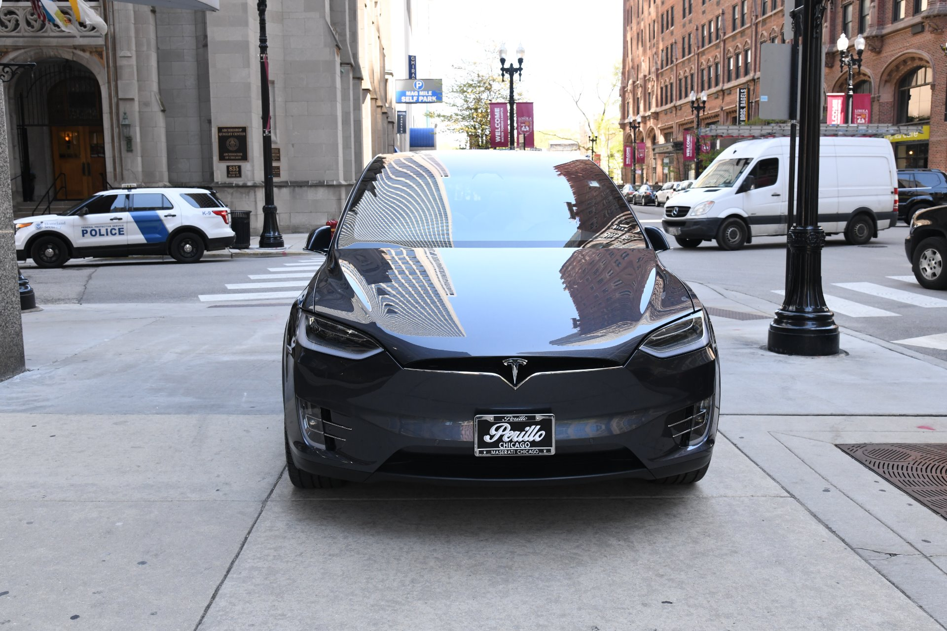 Used 2016 Tesla Model X P100D | Chicago, IL