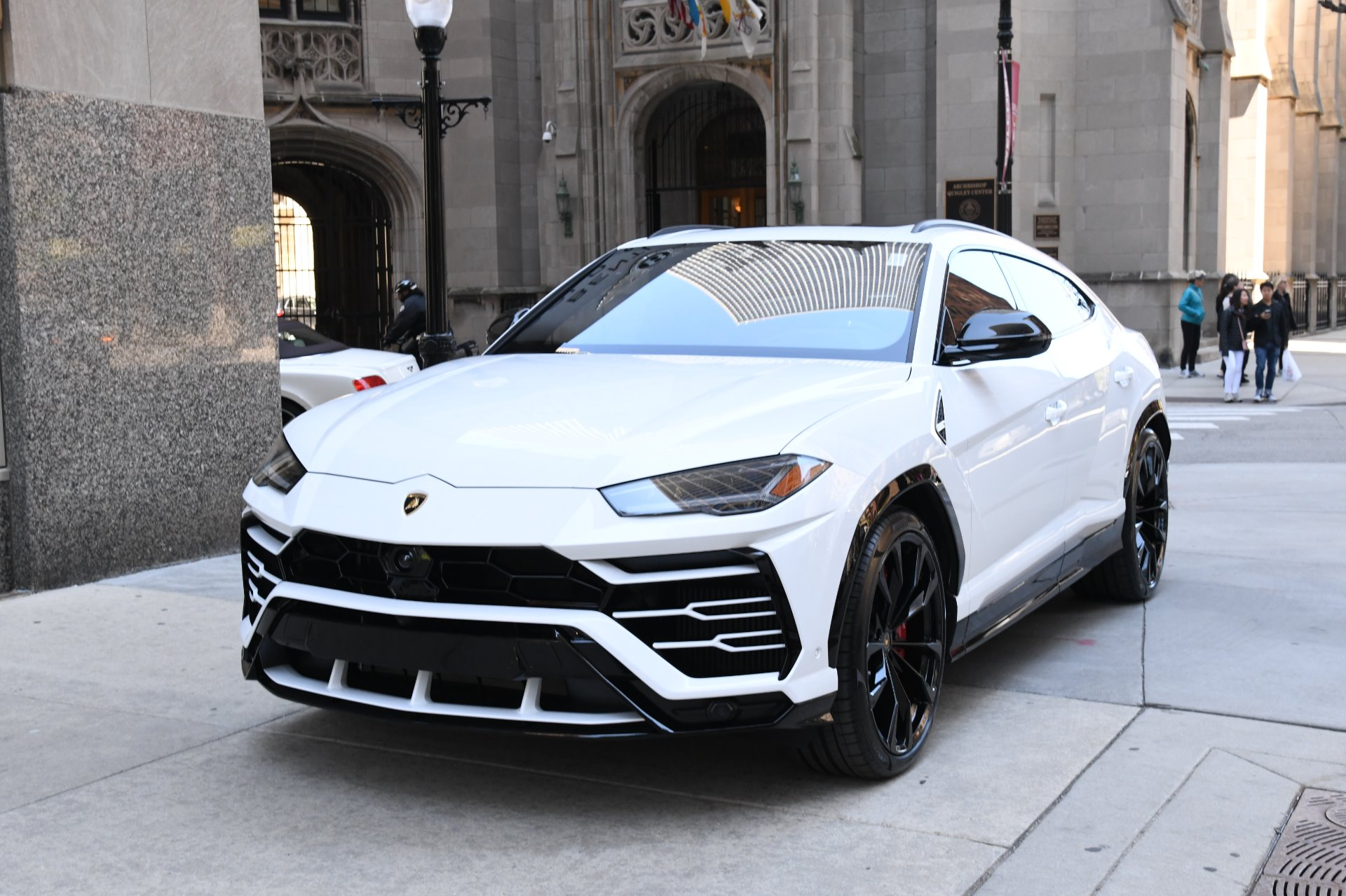 2019 Lamborghini Urus Stock # 04482 for sale near Chicago