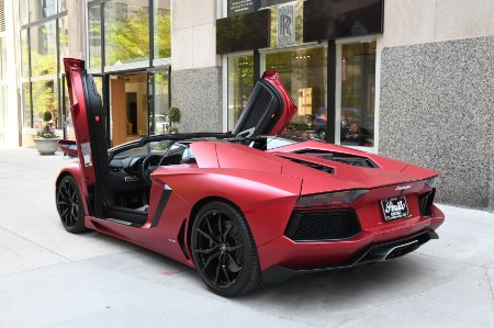 Used 2016 Lamborghini Aventador Roadster LP 700-4 | Chicago, IL
