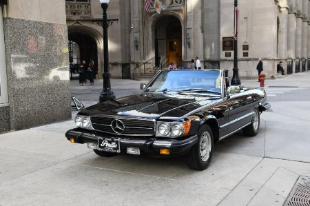 Used 1983 Mercedes-Benz 380-Class 380 SL | Chicago, IL