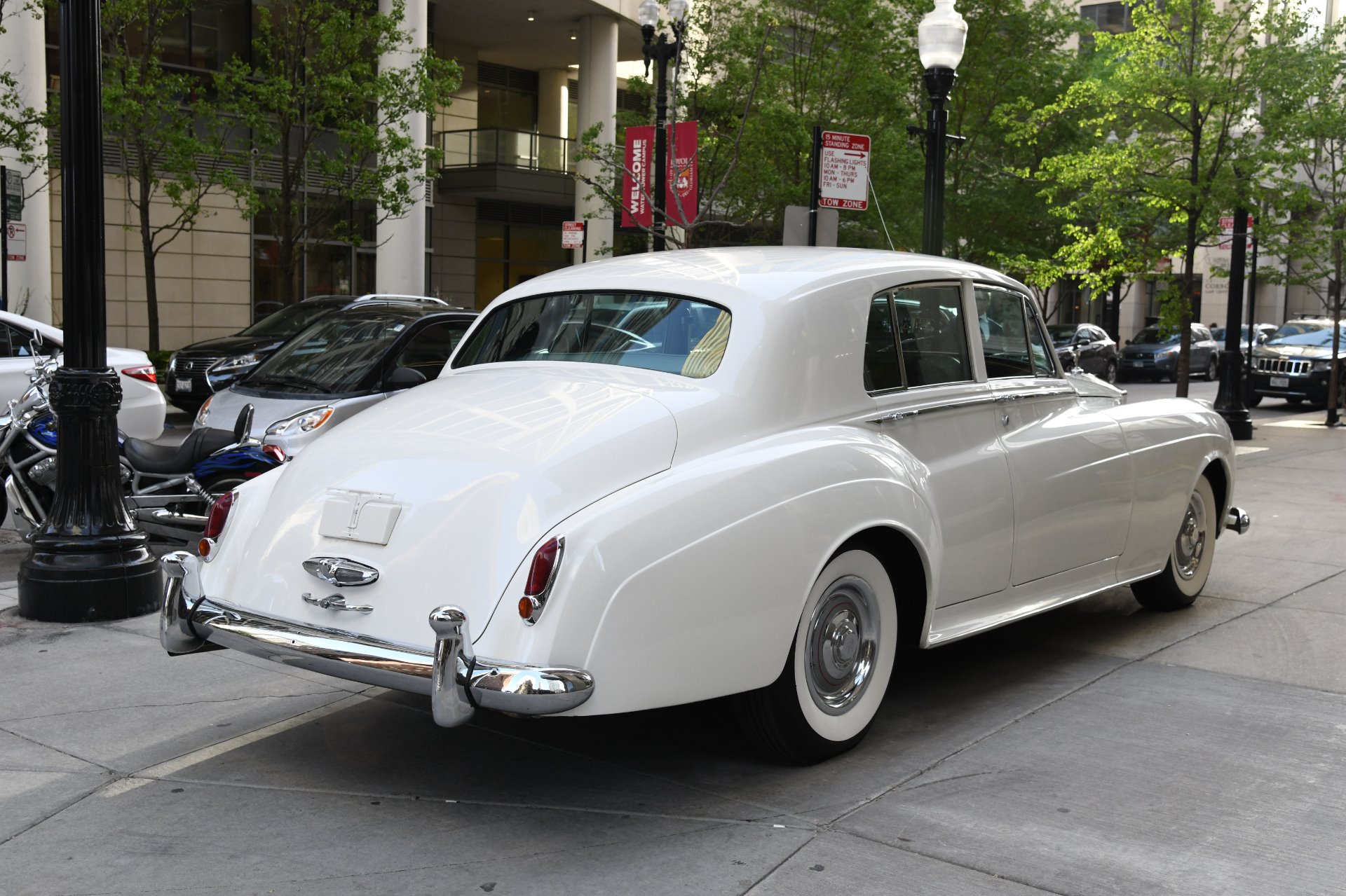 Used 1960 Rolls-Royce Silver Cloud  | Chicago, IL