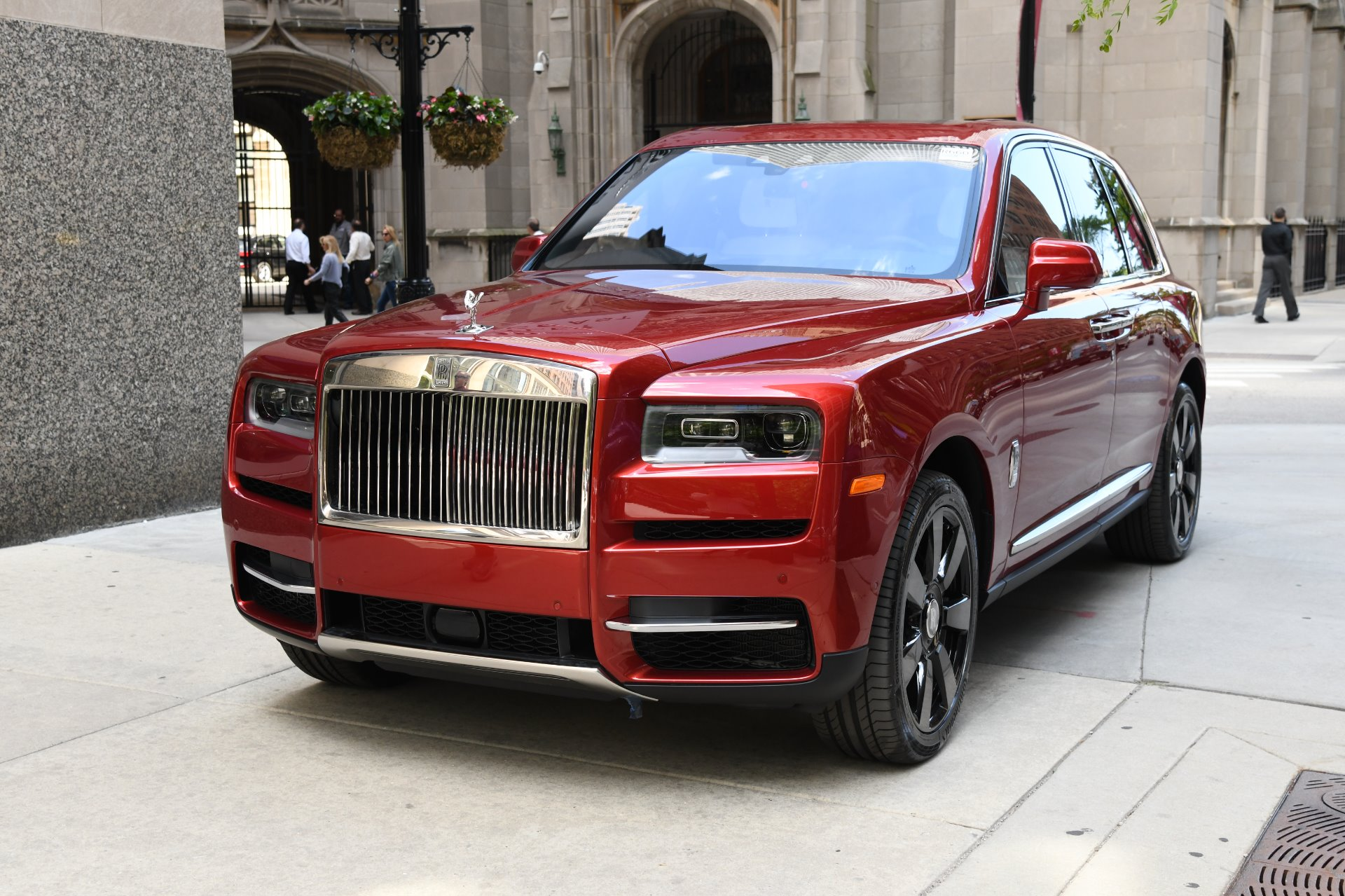 New 2019 Rolls-Royce Cullinan  | Chicago, IL