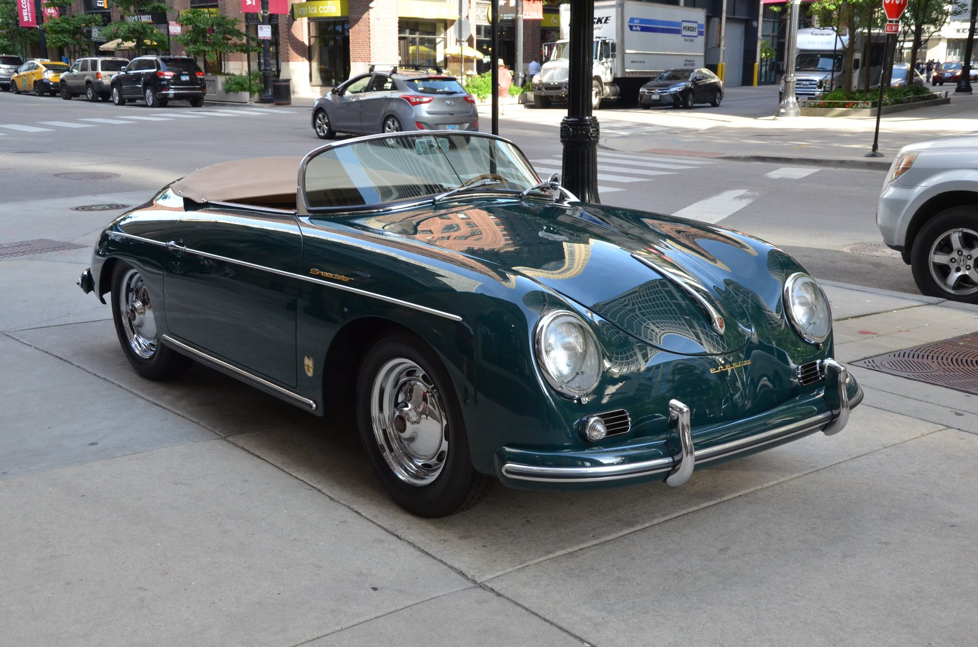 Used 1958 Porsche Speedster  | Chicago, IL