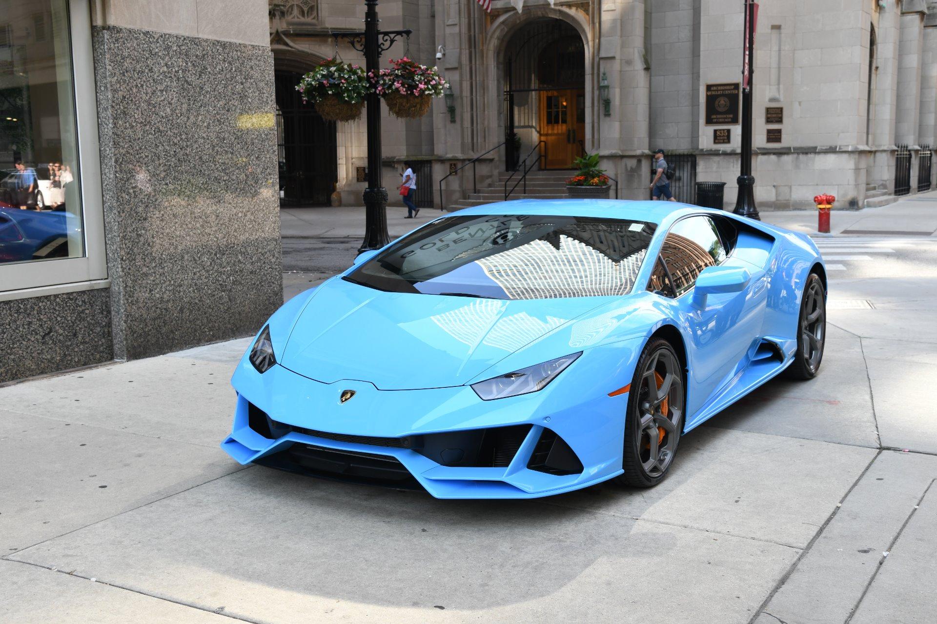 2020 Lamborghini Huracan LP 640-4 EVO Stock # 13108 for sale near Chicago,  IL | IL Lamborghini Dealer