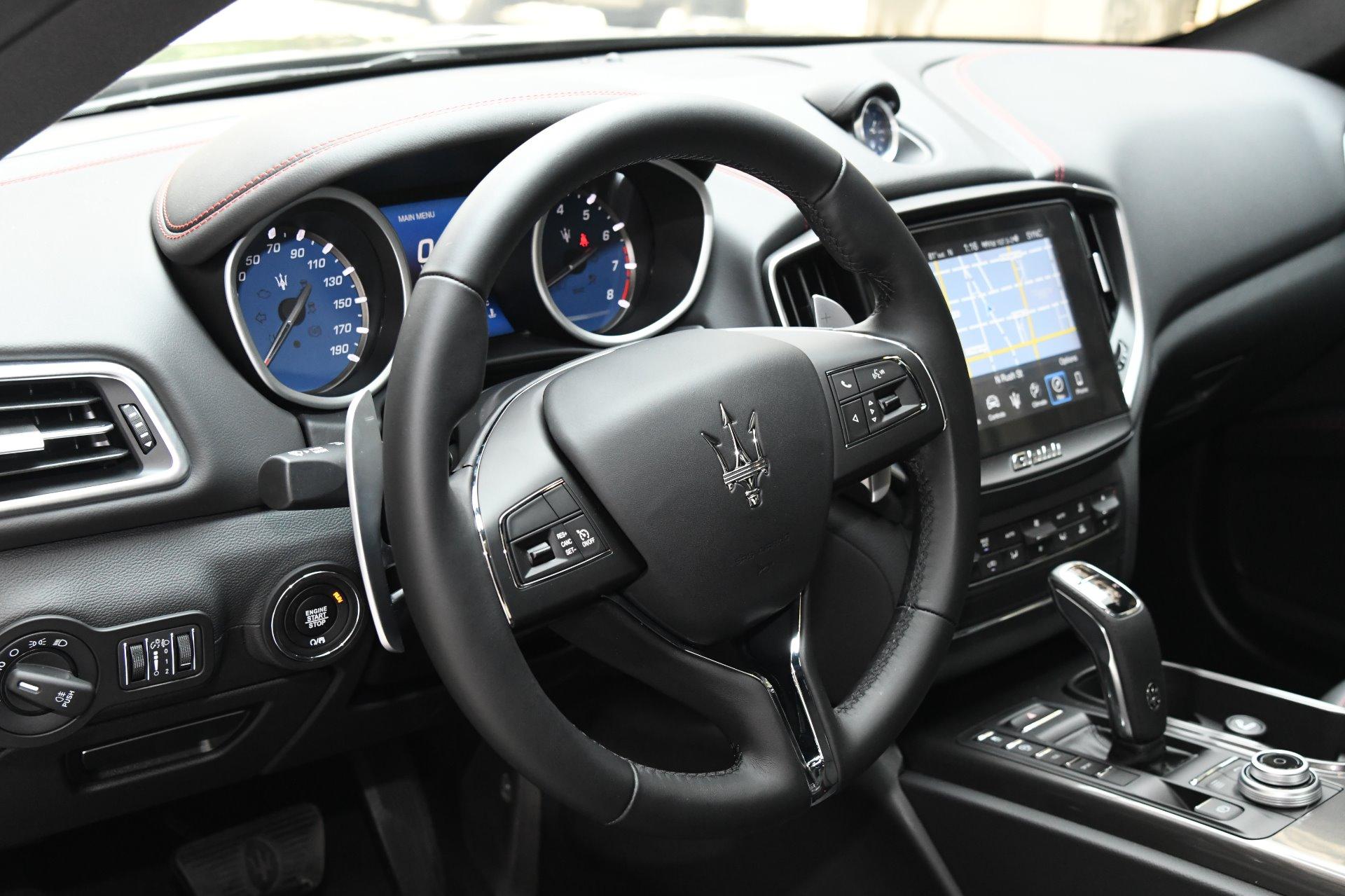 Used 2019 Maserati Ghibli SQ4 | Chicago, IL