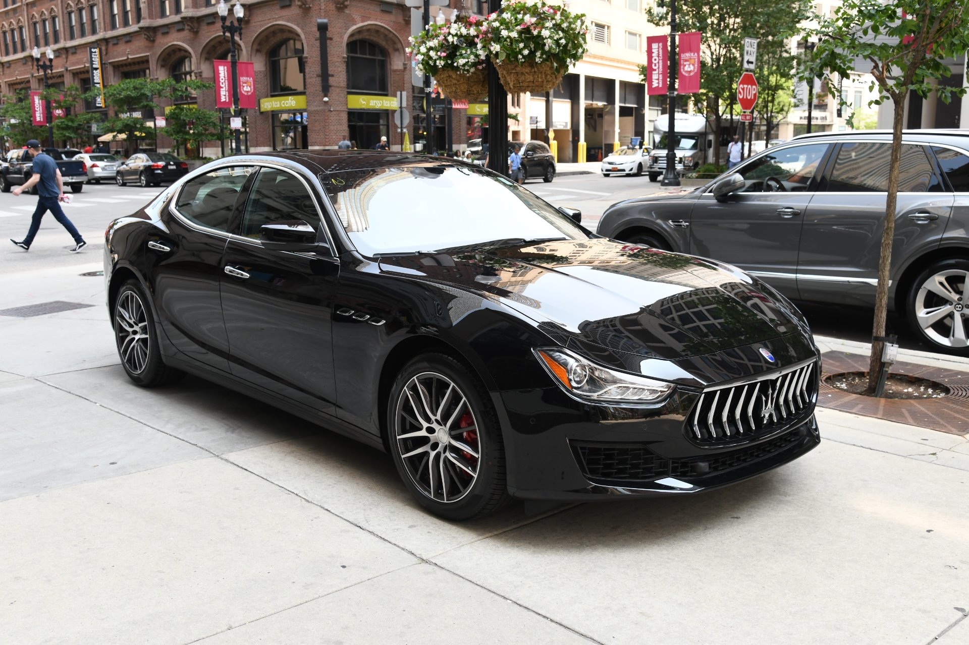 New 2019 Maserati Ghibli SQ4 | Chicago, IL