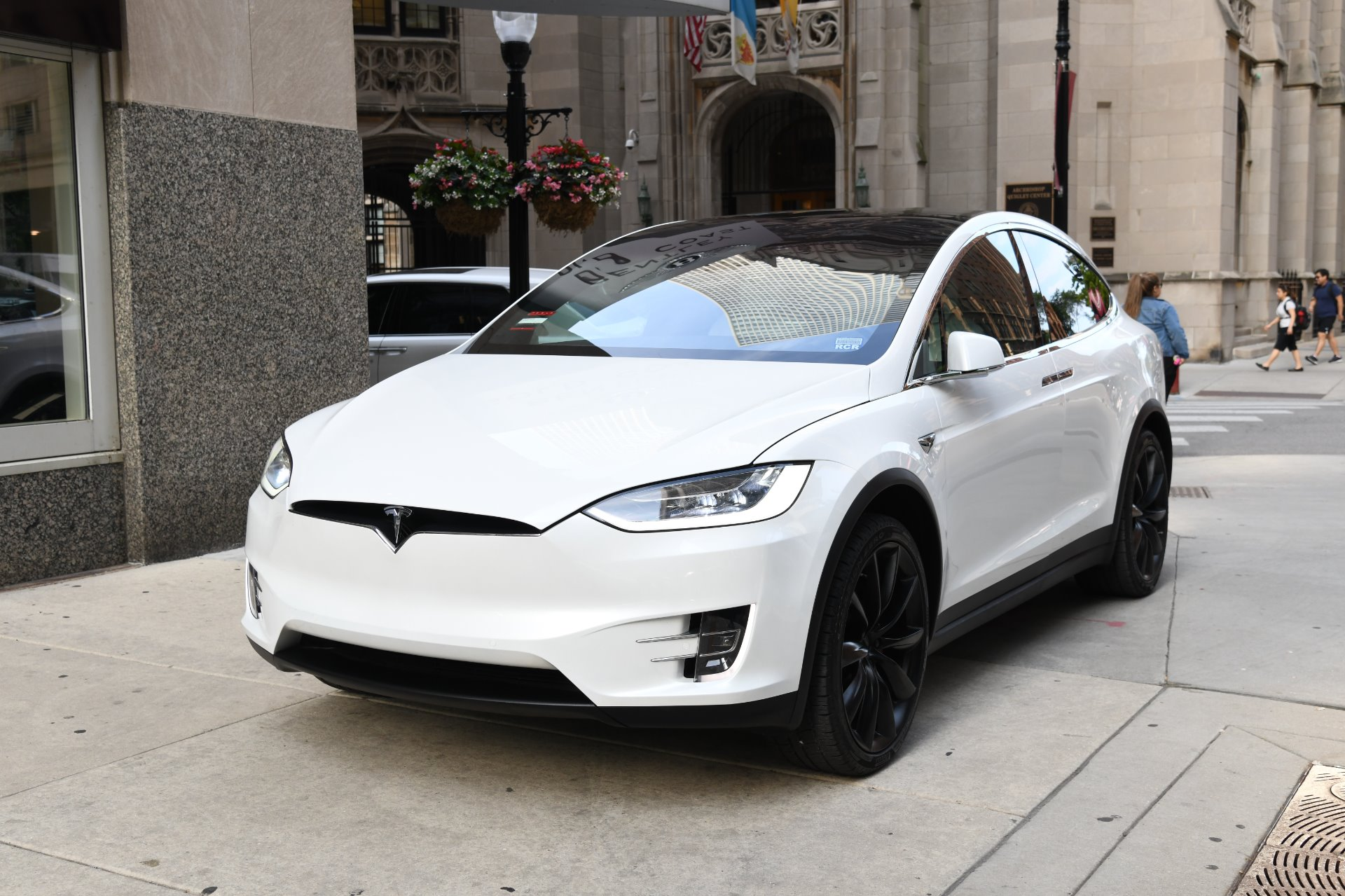 2017 Tesla Model X P100D Stock # 23679 for sale near Chicago, IL