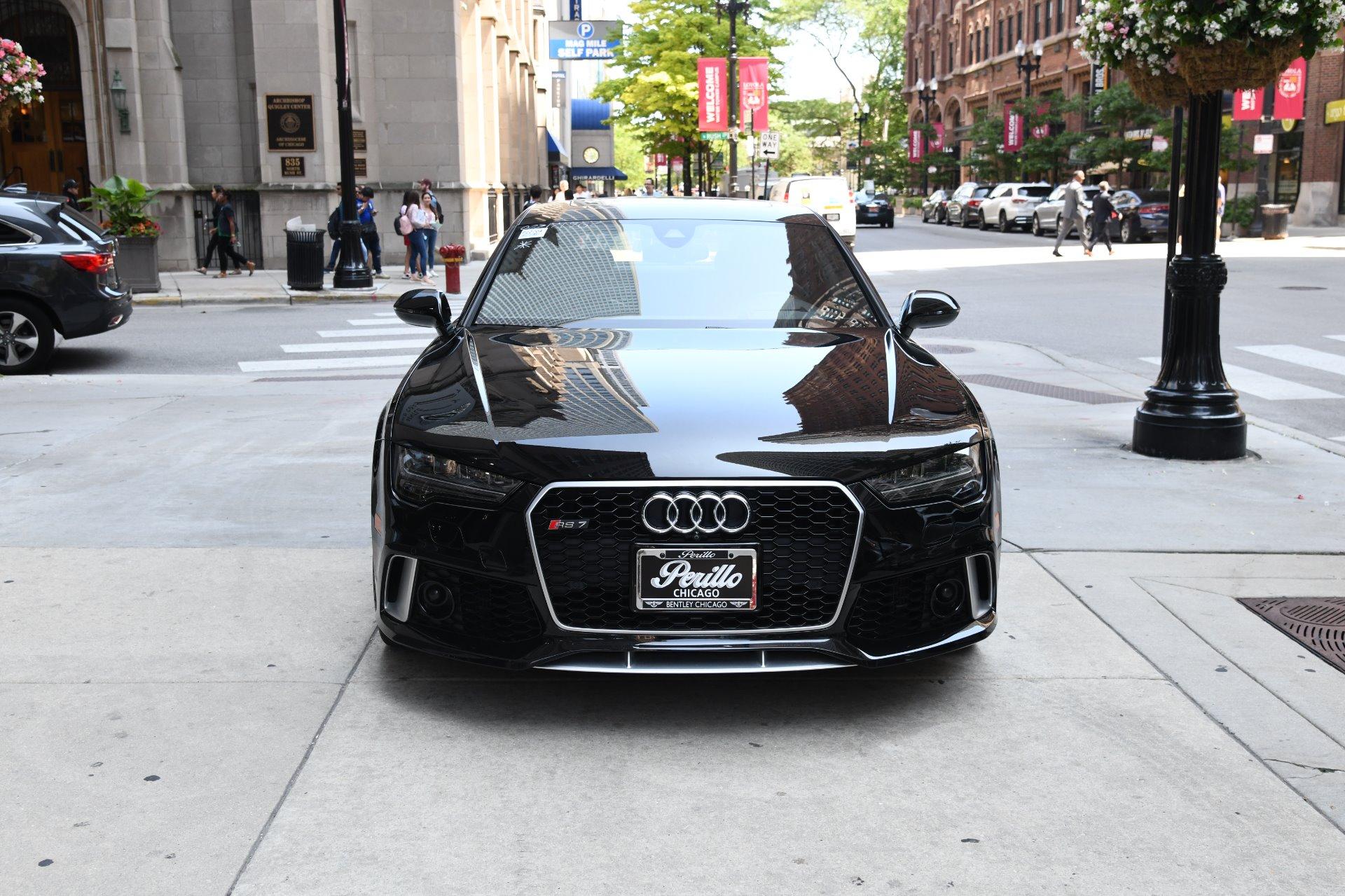 Used 2017 Audi RS 7 4.0T quattro | Chicago, IL