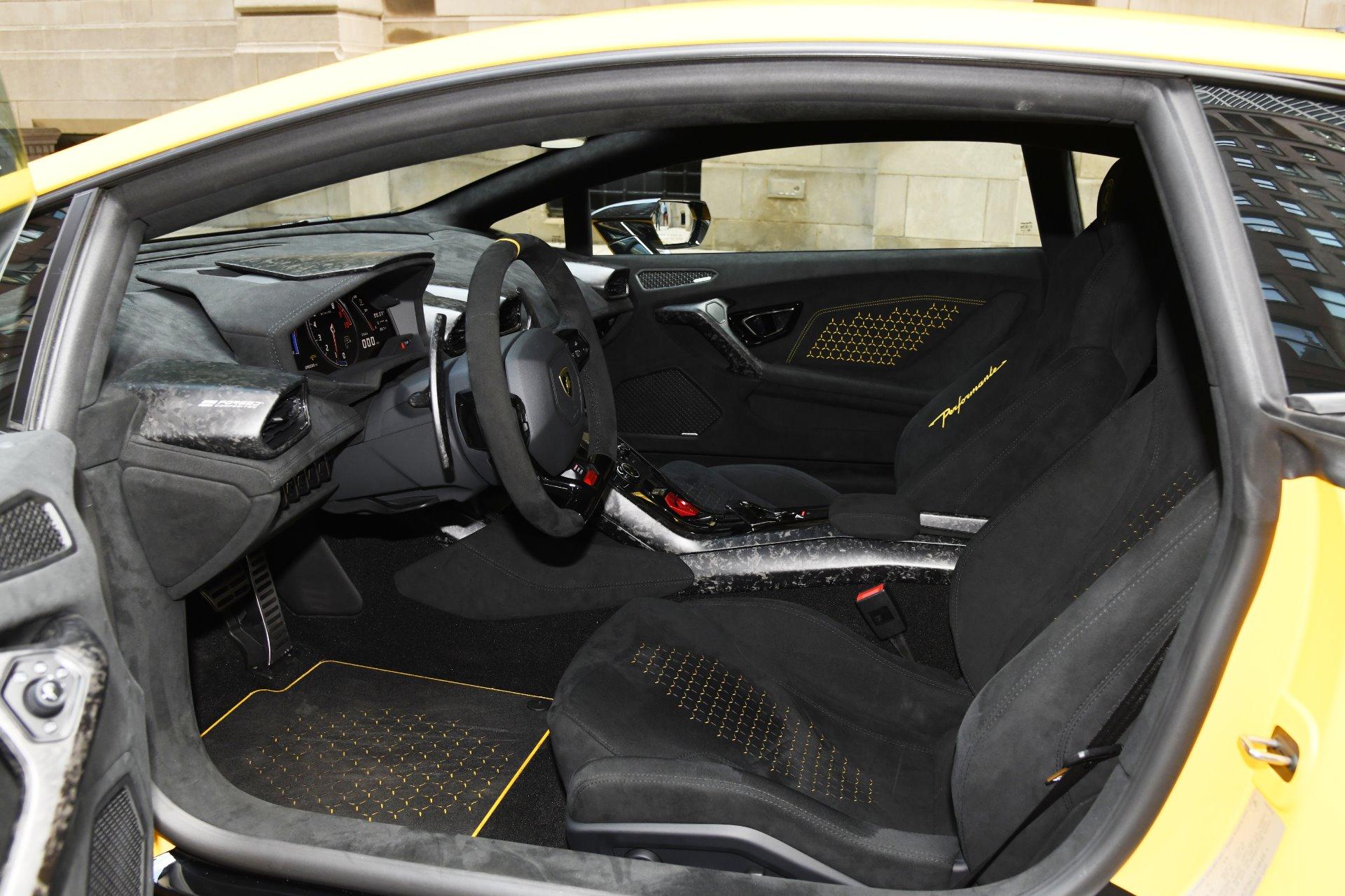 New 2019 Lamborghini Huracan Performante LP 640-4 Performante | Chicago, IL