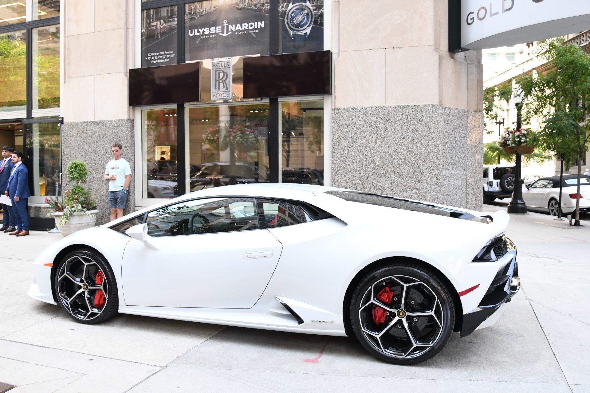 2020 Lamborghini Huracan Evo Lp 640 4 Evo Stock L651 For Sale Near Chicago Il Il Lamborghini Dealer