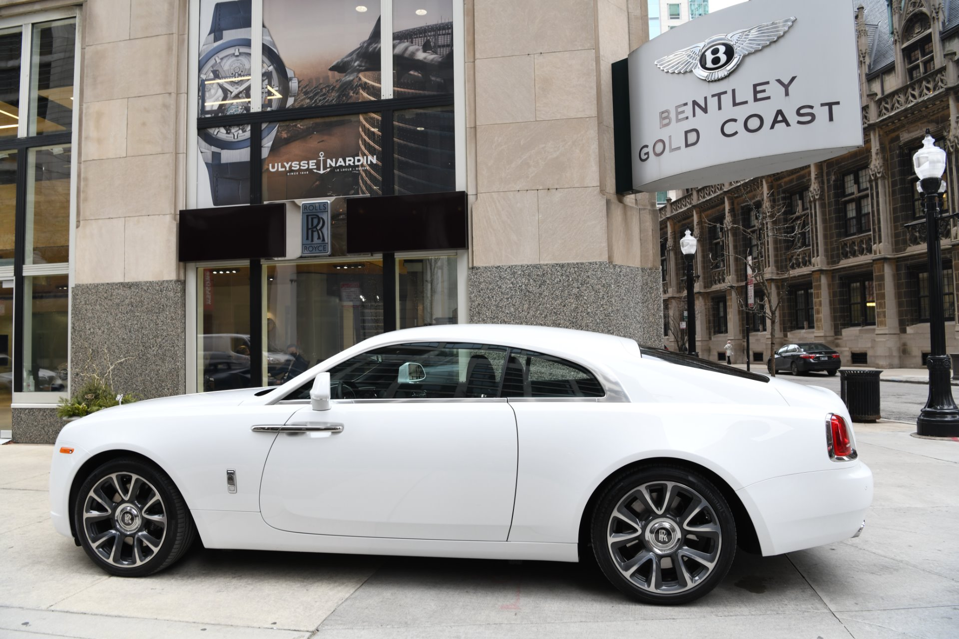 Used 2019 Rolls-Royce Wraith  | Chicago, IL