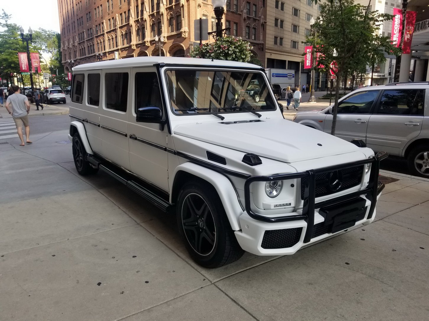 Used 2004 Mercedes-Benz G-Class G 55 AMG LIMO   Chicago, IL