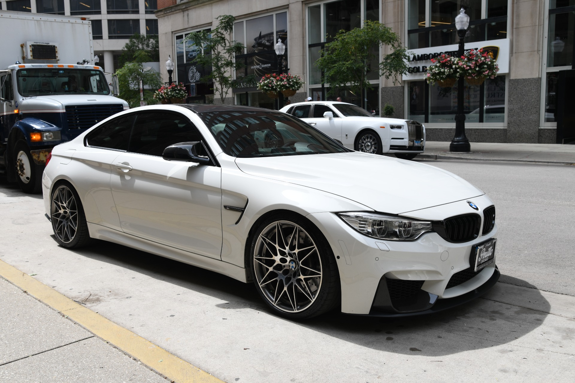 Used 2016 BMW M4 Competition PKG   Chicago, IL