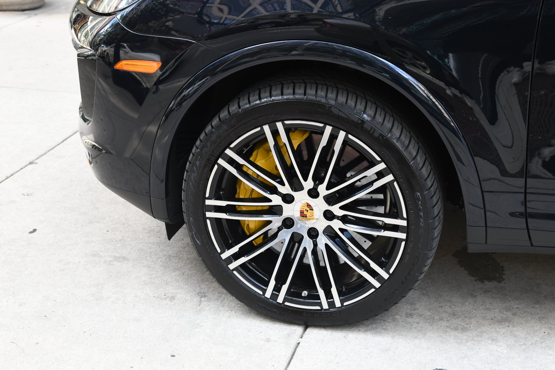 Used 2016 Porsche Cayenne Turbo S | Chicago, IL