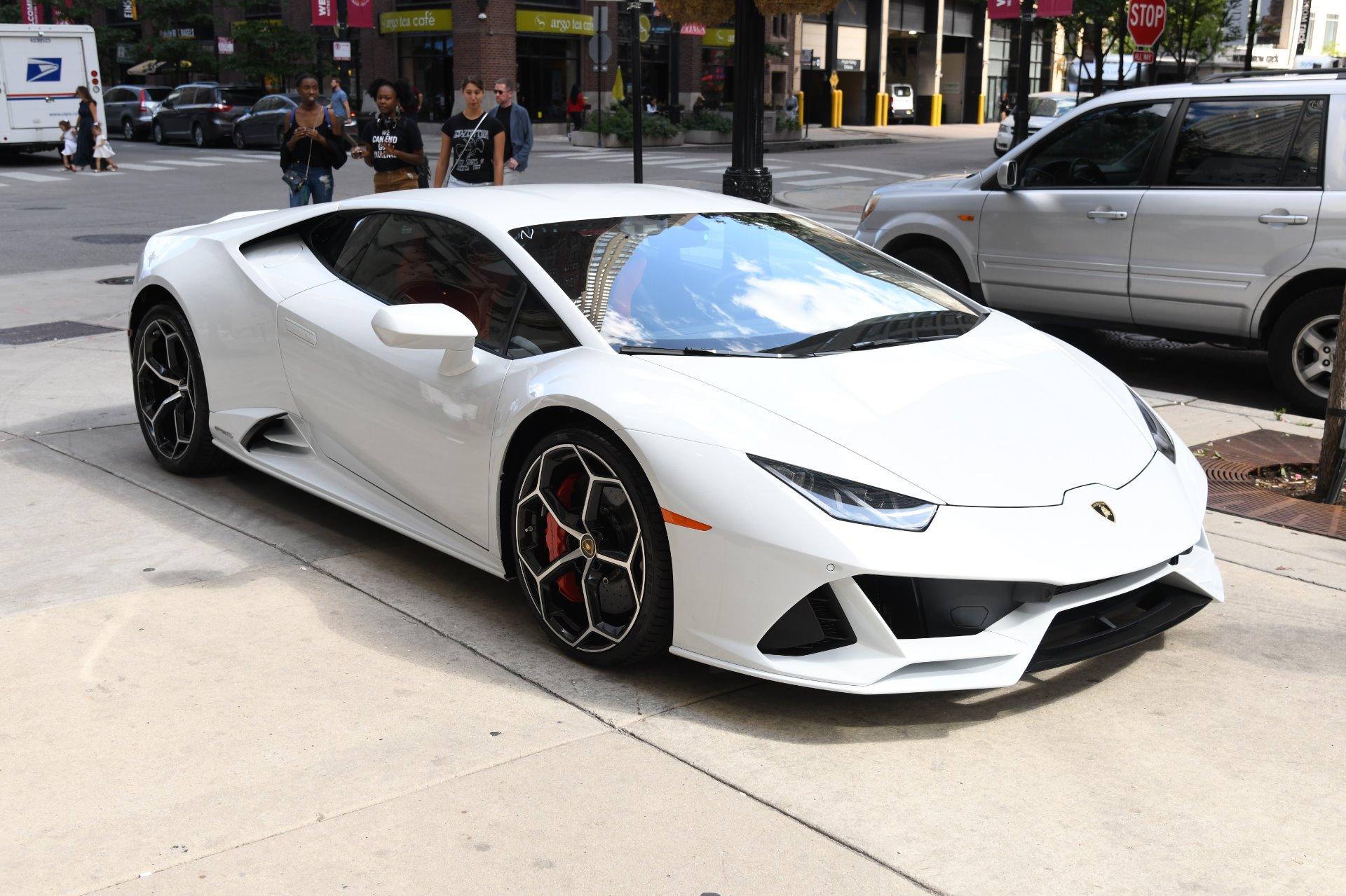 2020 Lamborghini Huracan Evo Lp 640 4 Evo Stock L668 For Sale Near Chicago Il Il Lamborghini Dealer