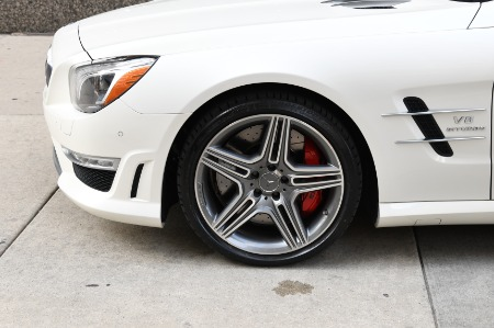 Used 2013 Mercedes-Benz SL-63 AMG SL 63 AMG | Chicago, IL