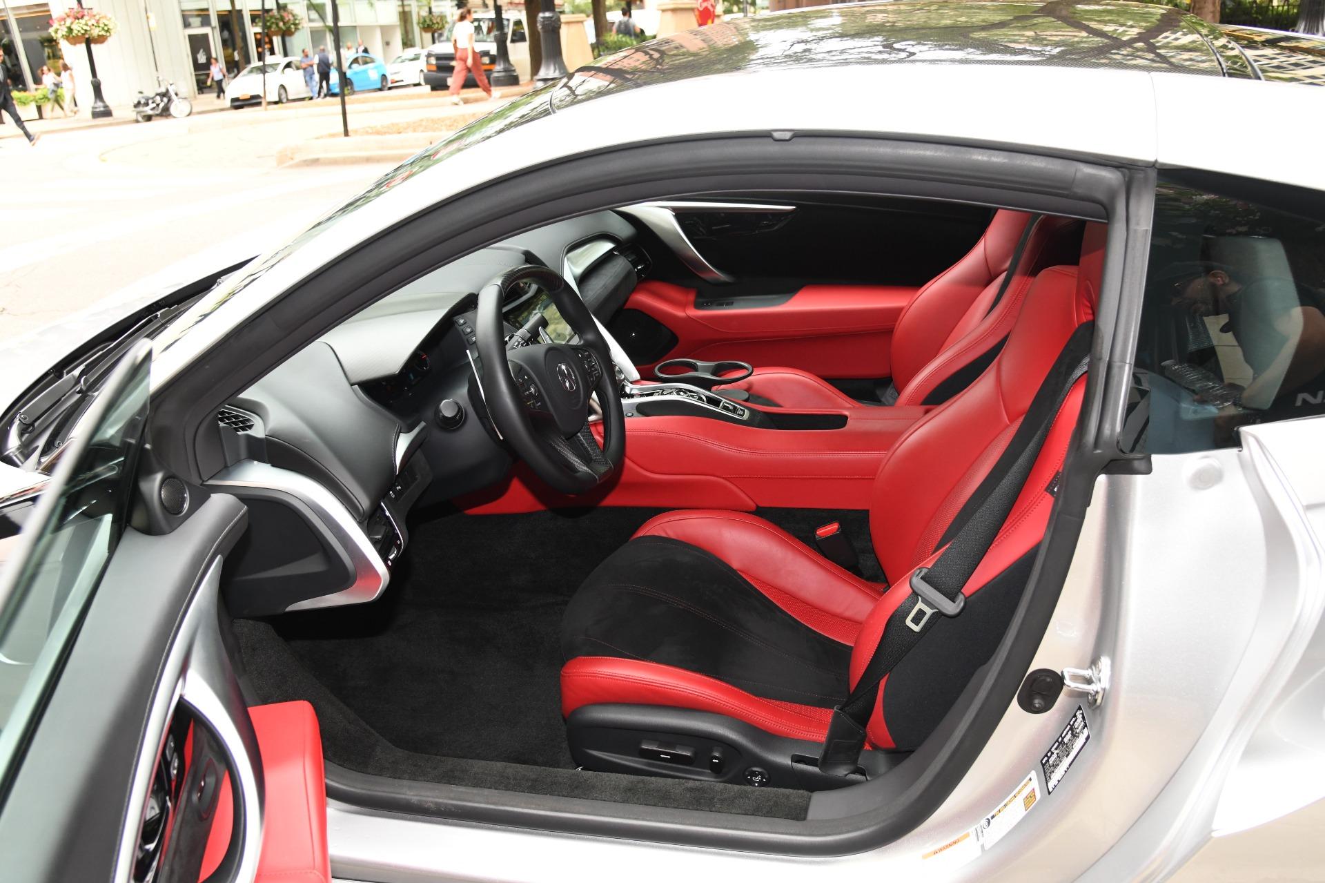 Used 2017 Acura NSX SH-AWD Sport Hybrid   Chicago, IL