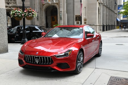 New 2019 Maserati Ghibli SQ4 SQ4 GranSport | Chicago, IL