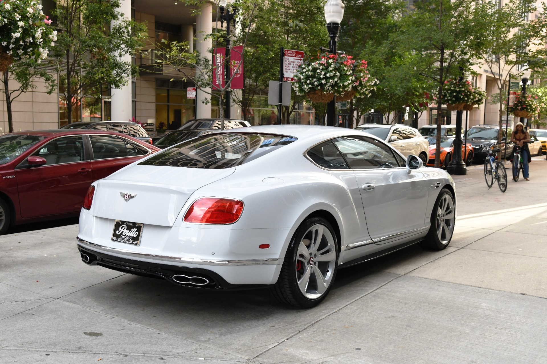 Used 2017 Bentley Continental GT V8 S GT V8 S | Chicago, IL