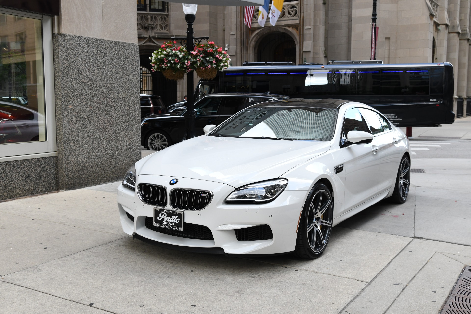 Used 2018 BMW M6 COMPETITION GRAN COUPE | Chicago, IL