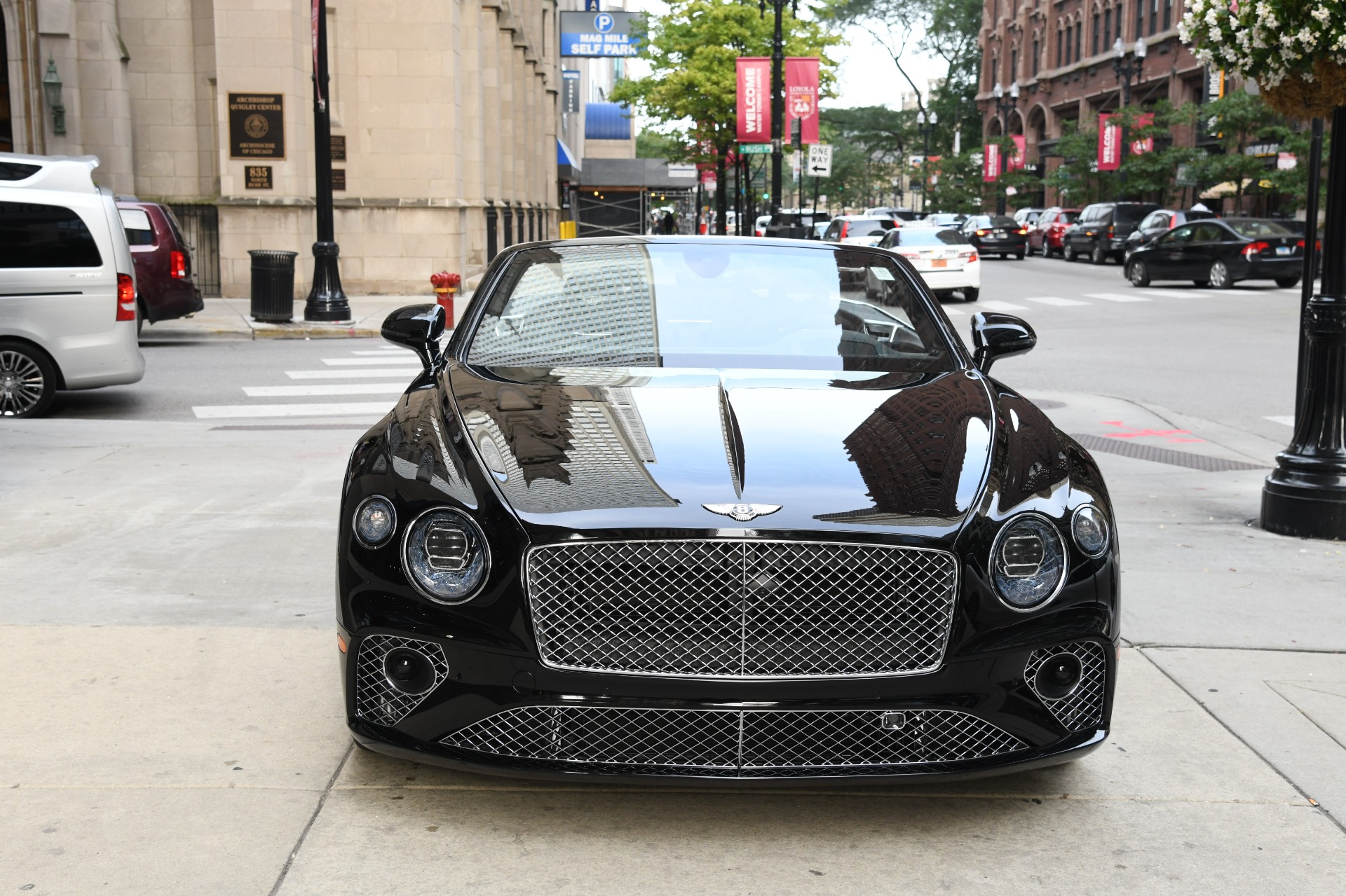 Used 2020 Bentley Continental GTC Convertible GTC V8   Chicago, IL
